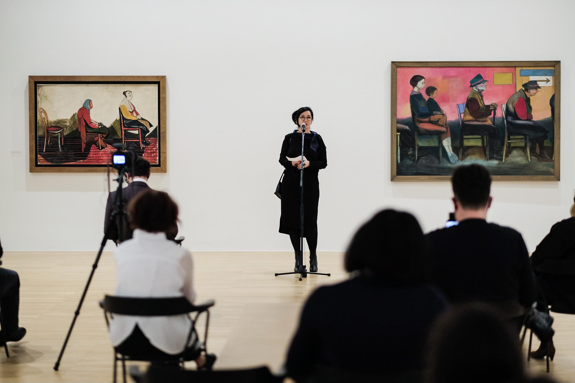 Zdenka Badovinac, director of Moderna galerija